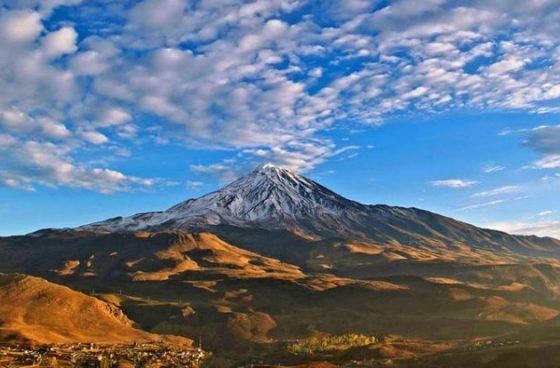 بلند ترین کوههای ایران را بشناسیم
