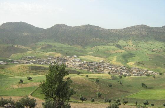 روستای شله کش